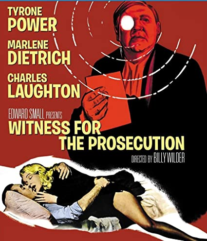 Amazon.com: JIONK® Witness for the Prosecution Movie Poster 24X27 ...