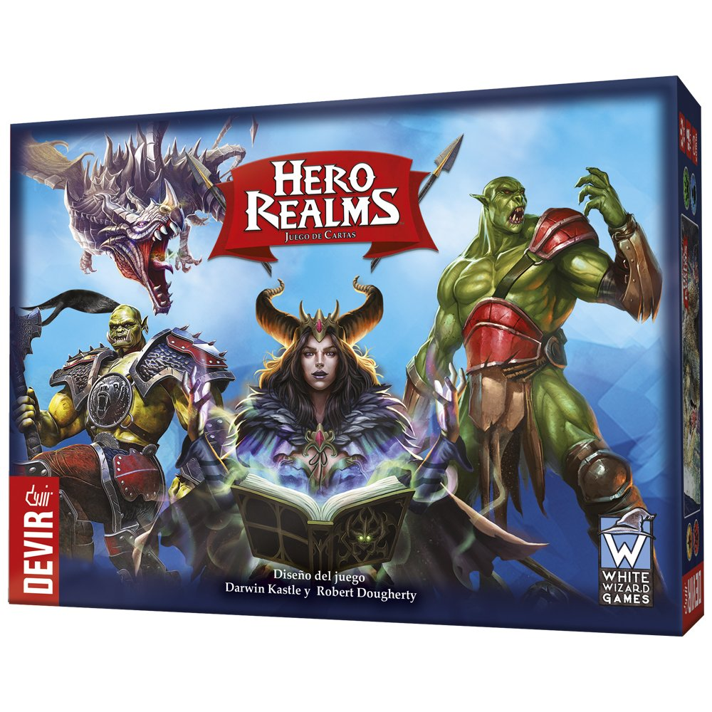 Amazon.com: Hero Realms (Spanish): Toys & Games