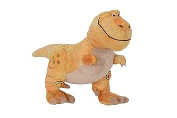 Disney 5413538745995 Dinosaurio Felpa Naranja Juguete de Peluche - Juguetes de Peluche (Dinosaurio, Naranja