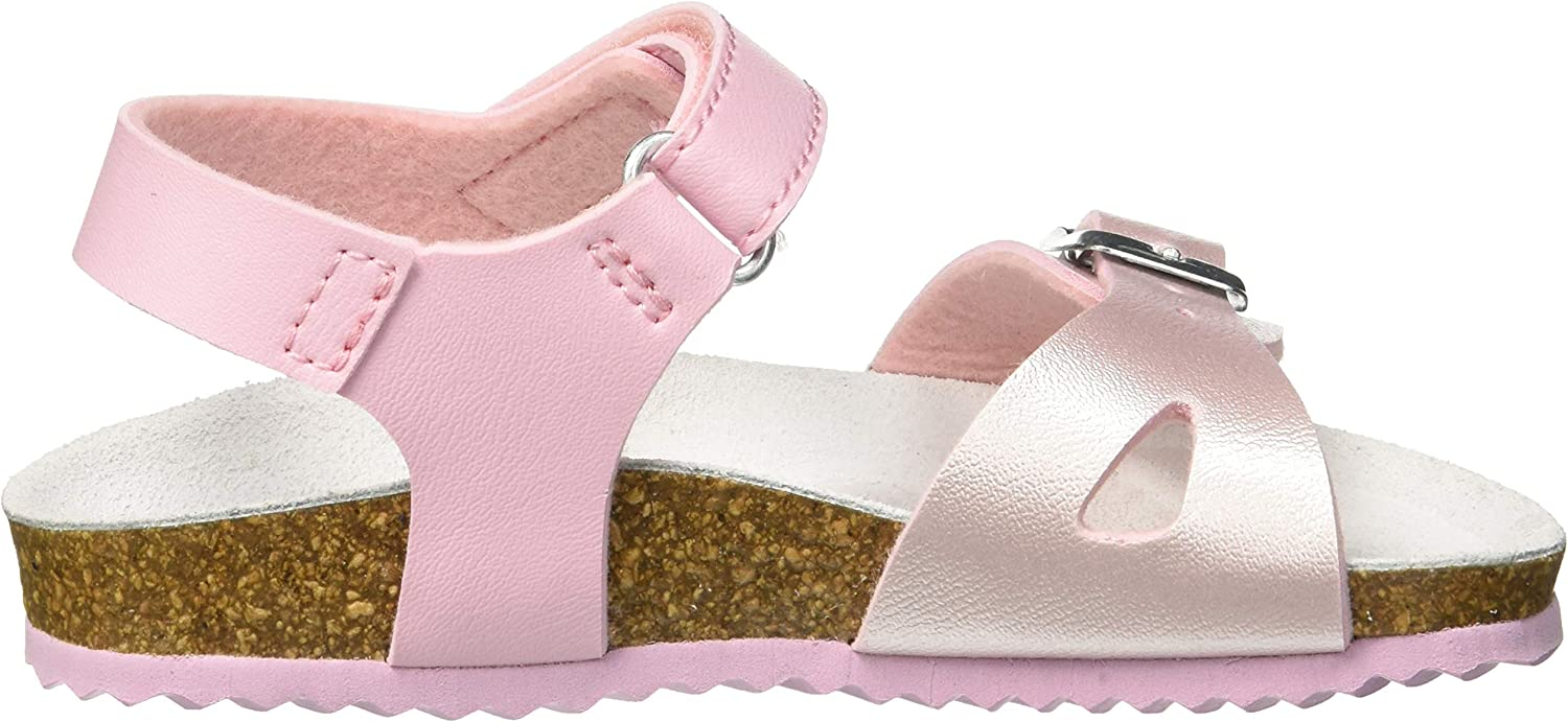 Geox J New Sandal Aloha Girl D Sandales Bout Ouvert Fille