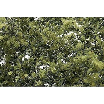 Woodland Scenics WS 1133 Olive Green Fine Leaf Foliage: Toys & Games