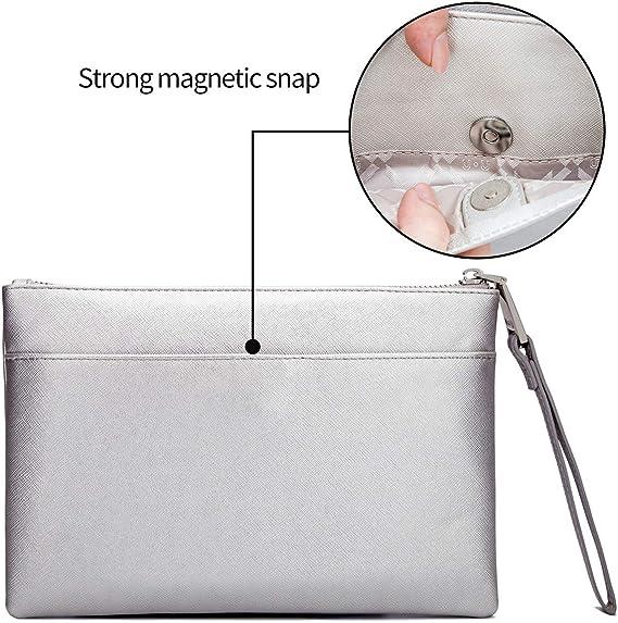 SEW ON PU cuir magnétique SNAP Boucle Remplacement Sac Fermoir Making À faire soi-même
