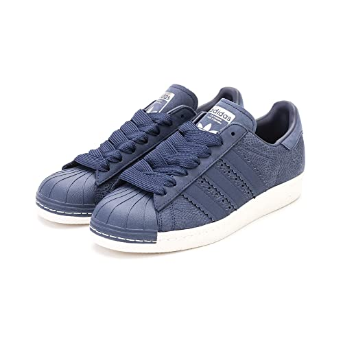 sale retailer 0321c 94b13 Adidas - Superstar 80S W - CG5932 - Color: Navy Blue - Size ...