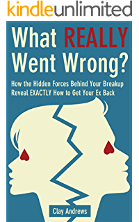 Amazon the 5 phases to get your ex back where you are now and what really went wrong how the hidden forces behind your breakup reveal exactly how to fandeluxe Choice Image