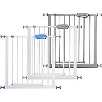 ib style® MEGANE Barrière de sécurité  à pression - sans percage   74 cm-143 cm 3 couleurs