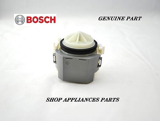 Amazon.com: 00631200 Bosch Appliance pump-drain: Home ...