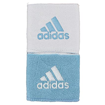16b5a8af3582 Amazon.com  adidas Interval Reversible Wristband  Sports   Outdoors