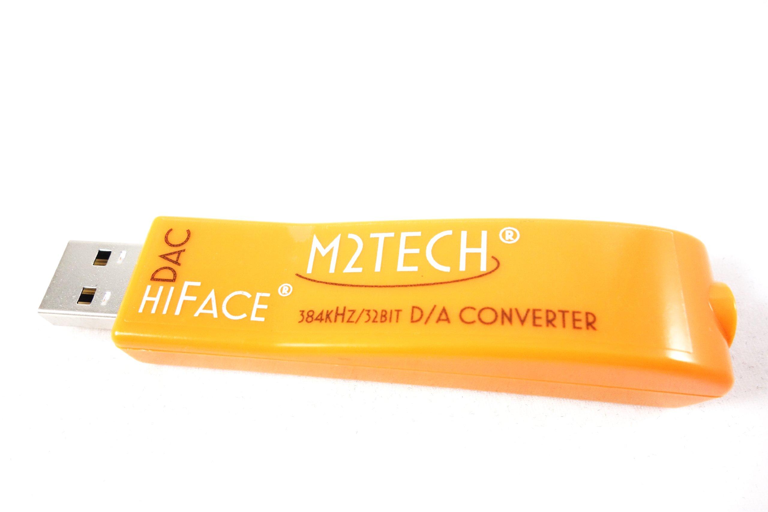 M2Tech hiFace DAC Hi-End Async 2.0 Audio Class USB 384/32 DAC !!!
