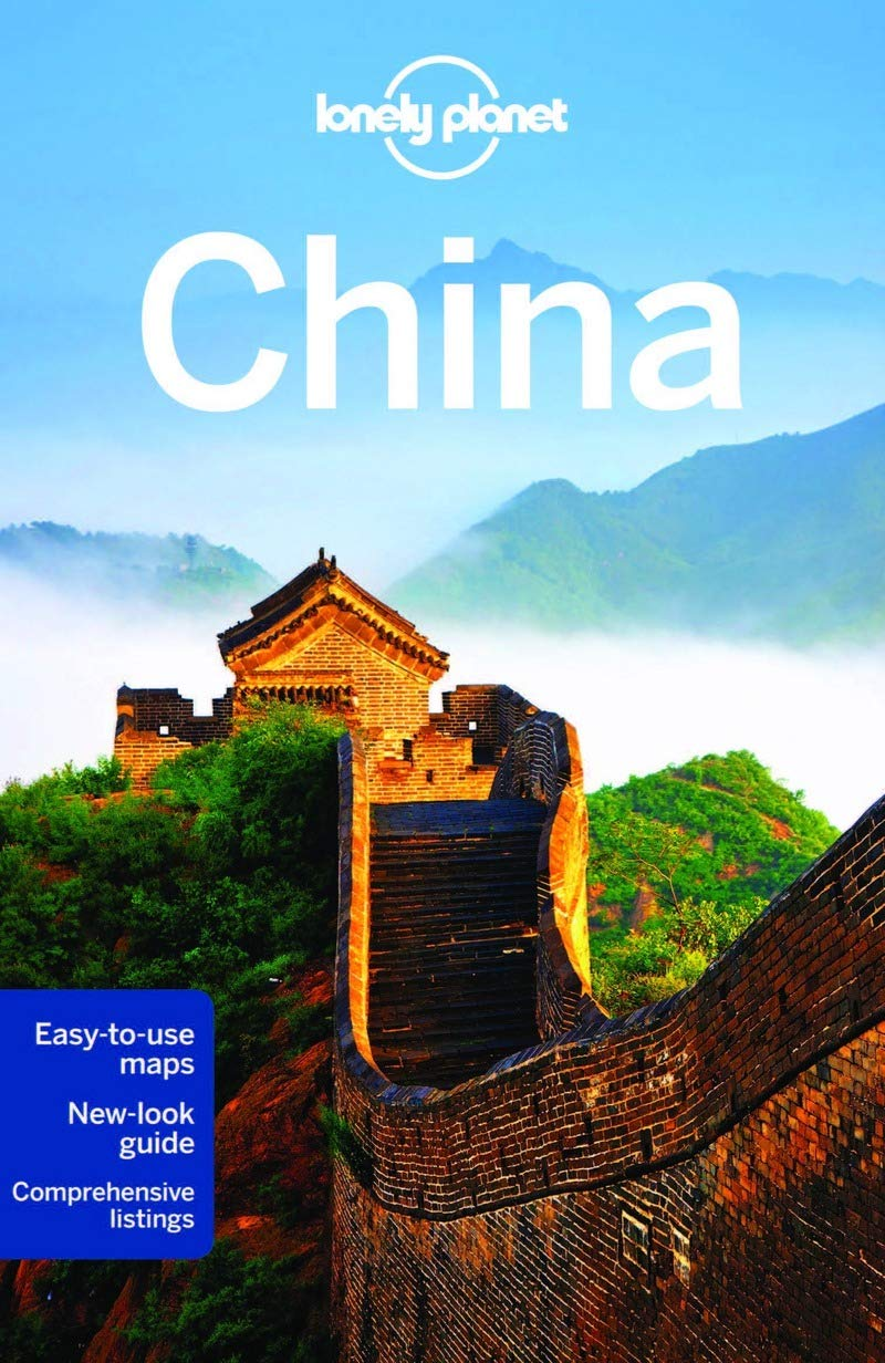 Lonely Planet Beijing Subway Map.Lonely Planet China Travel Guide Lonely Planet Damian Harper