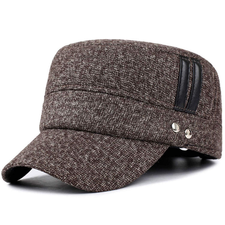 Meaningg ombreros de algodón Sombrero de Gorro de Hombre con ...