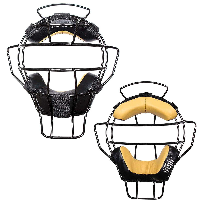 CHAMPRO Lightweight Dri-Gear Adult Baseball/Softball Umpire Mask ...