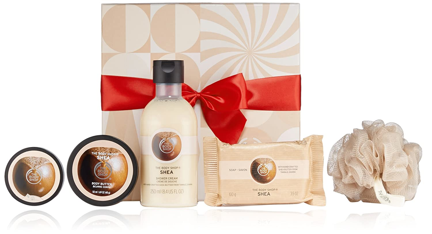 The Body Shop Shea Festive Pic...