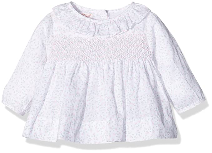 dd4223d7a Image Unavailable. Image not available for. Colour  Gocco Baby Girls  Blusa  Manga Larga ...