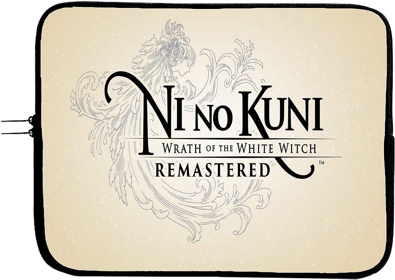 Brand3 Ni no Kuni Anime Laptop Sleeve Bag Mousepad Surface Bag 13 13.3 Inch Anime Computer Bag Laptop//Tablet Water Repellent Neoprene Case