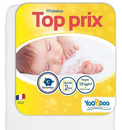 Colchón yoopidoo Top premio 70 x 140