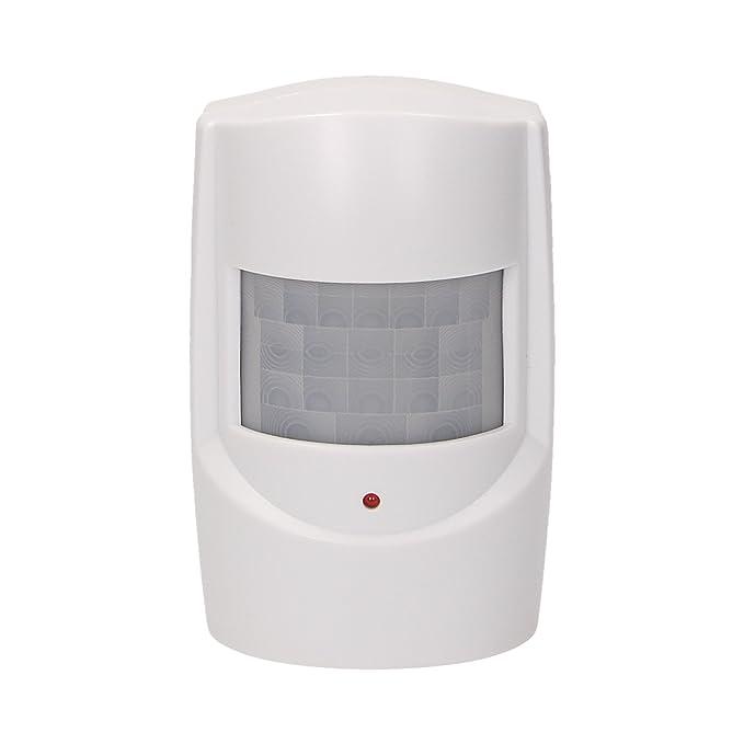 Orno Detector de Movimiento con función de Alarma, Inalámbrico ...