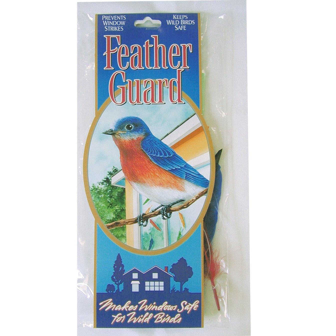 Amazoncom  Bird Watchers Digest DM Featherguard Window - Window alert hummingbird decals amazon
