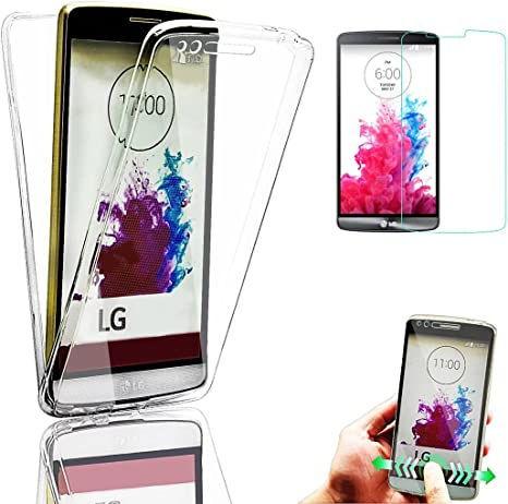LG K10 Carcasa, LG Premier LTE Clear Funda, Bonice Case Protectora ...