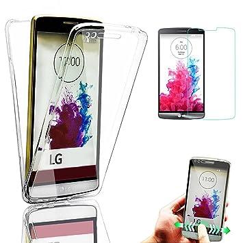 LG K10 Carcasa, LG Premier LTE Clear Funda, Bonice Case ...