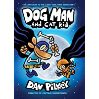 The Adventures of Dog Man 4: Dog Man and Cat Kid