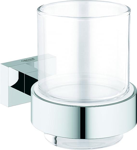 Grohe - Soporte de vaso / Jabonera Rectangular Ref. 40755001: Amazon.es: Hogar