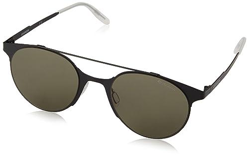 Carrera 115/S QT, Gafas de Sol Unisex-Adulto, Matte Black, 50