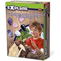 SES Extracción de Piedras Preciosas para niños Explore