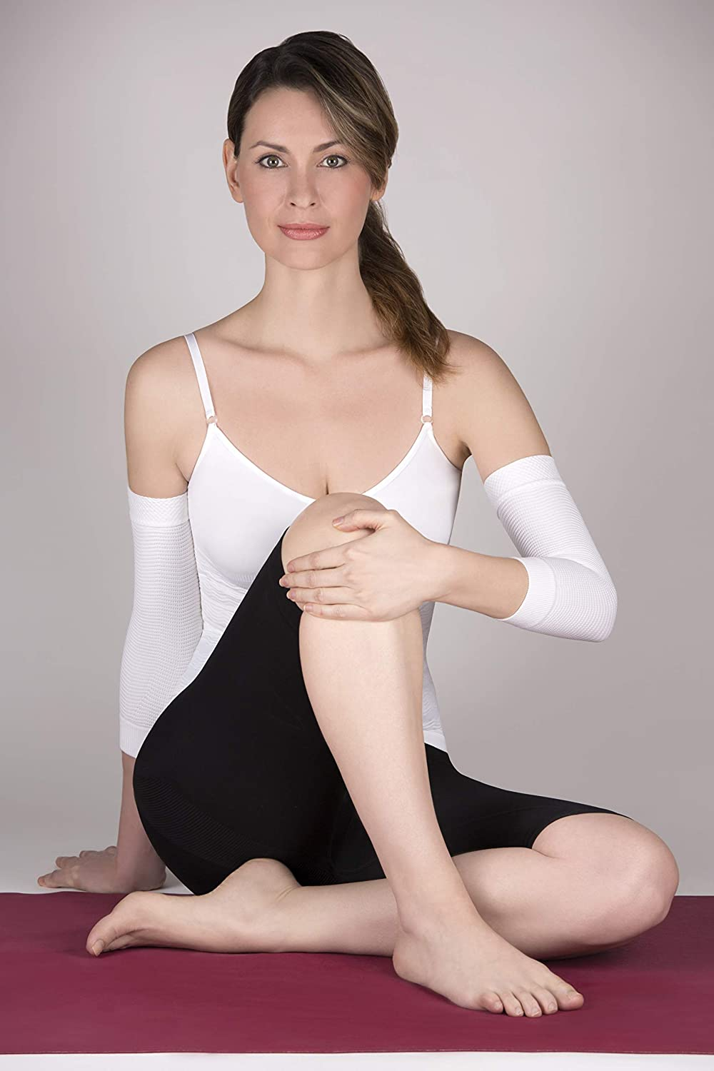 Anti cellulite Arm Compression Shaper French Silhouette Arm Toning Shaper