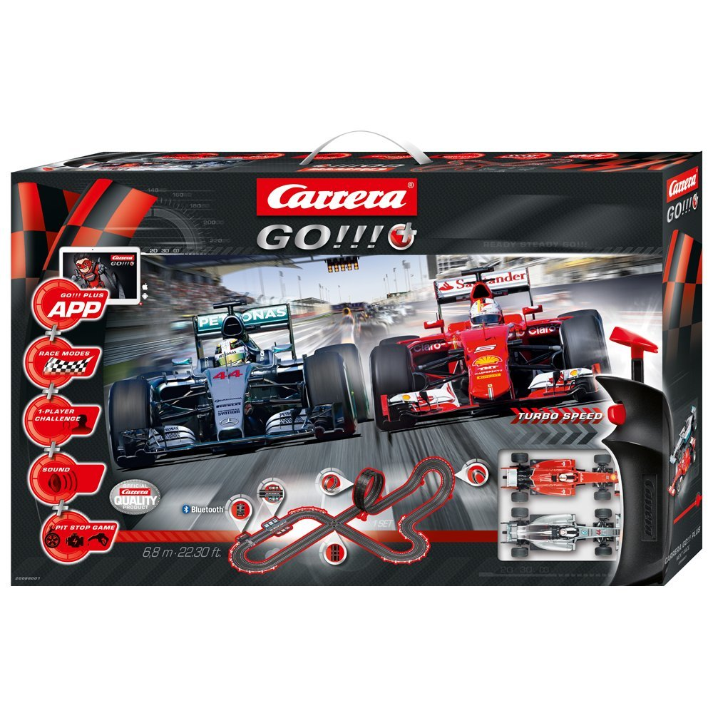 Carrera 20066001 - GO!!!+ Next Race: Amazon.de: Spielzeug