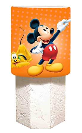 Mesa Mickey Mouse 2: Amazon.es: Iluminación
