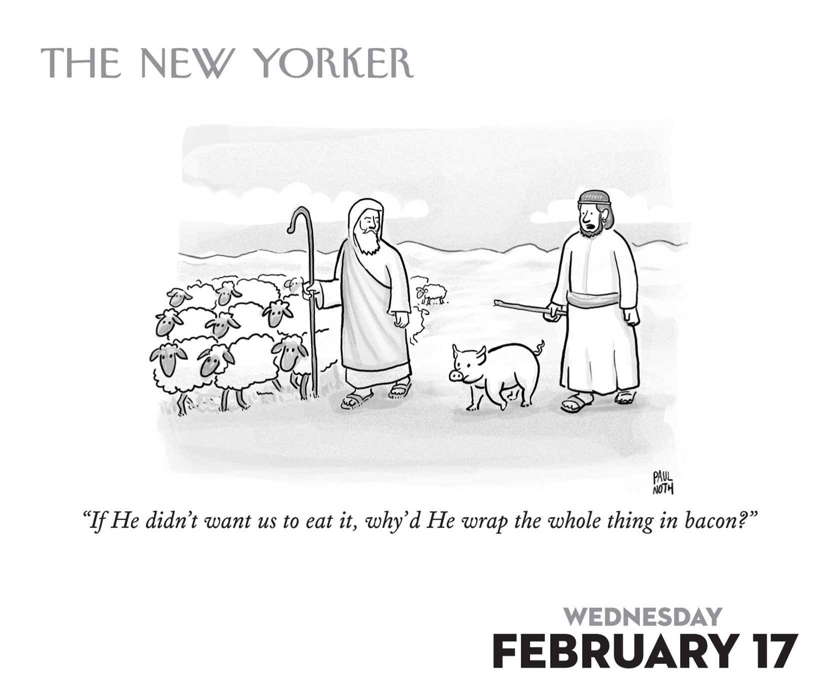 New Yorker Cartoon Page A Day Calendar Cartoon Ankaperla Com