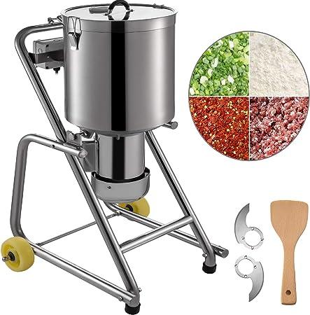GIOEVO 1500W Robot de cocina profesional Blender 32L Robot de cocina eléctrico freidora de cocina 220V Procesador de acero inoxidable Perfecto para frutas y verduras Granos: Amazon.es: Hogar