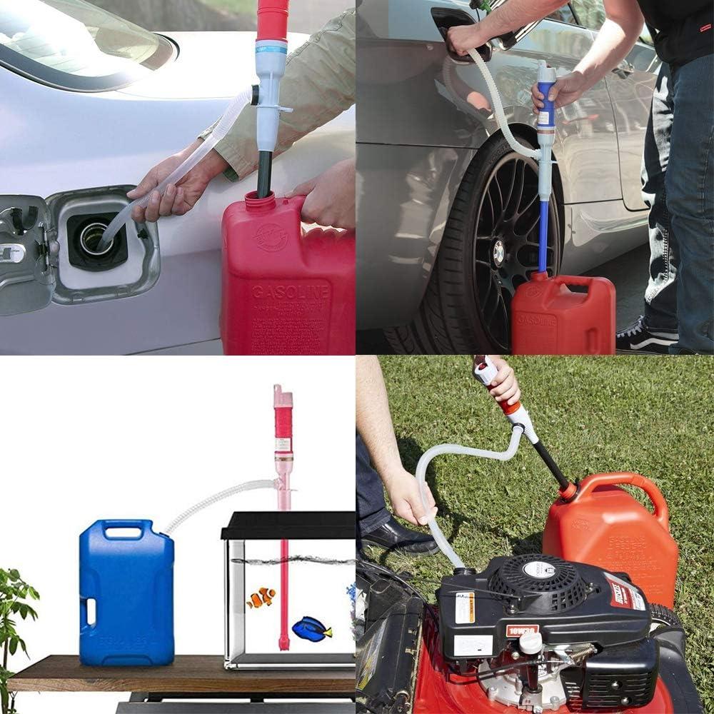 Wohnmobil BBINHAN Kraftstoffpumpe Elektrische Handpumpe Benzinpumpe Wasserpumpe Camping Caravan Pumpe Autoladeger/ät 12V F/ür Verschiedene Fl/üssigkeiten