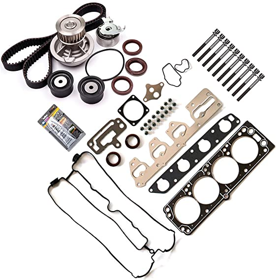 Amazon Com Eccpp Timing Belt Water Pump Kit And Head Gasket Sets