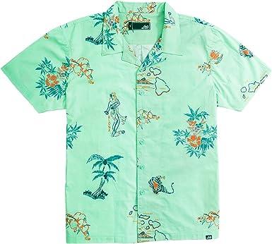 Lost Westside - Camisa de manga corta para tabla de surf NMT: Amazon.es: Ropa y accesorios