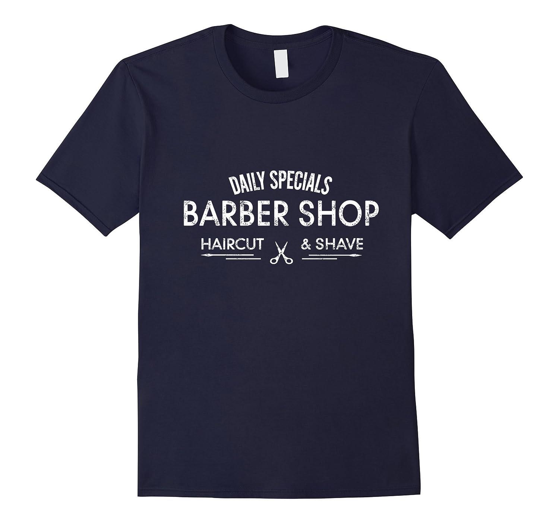 BARBER Shop Tshirt-Vaci