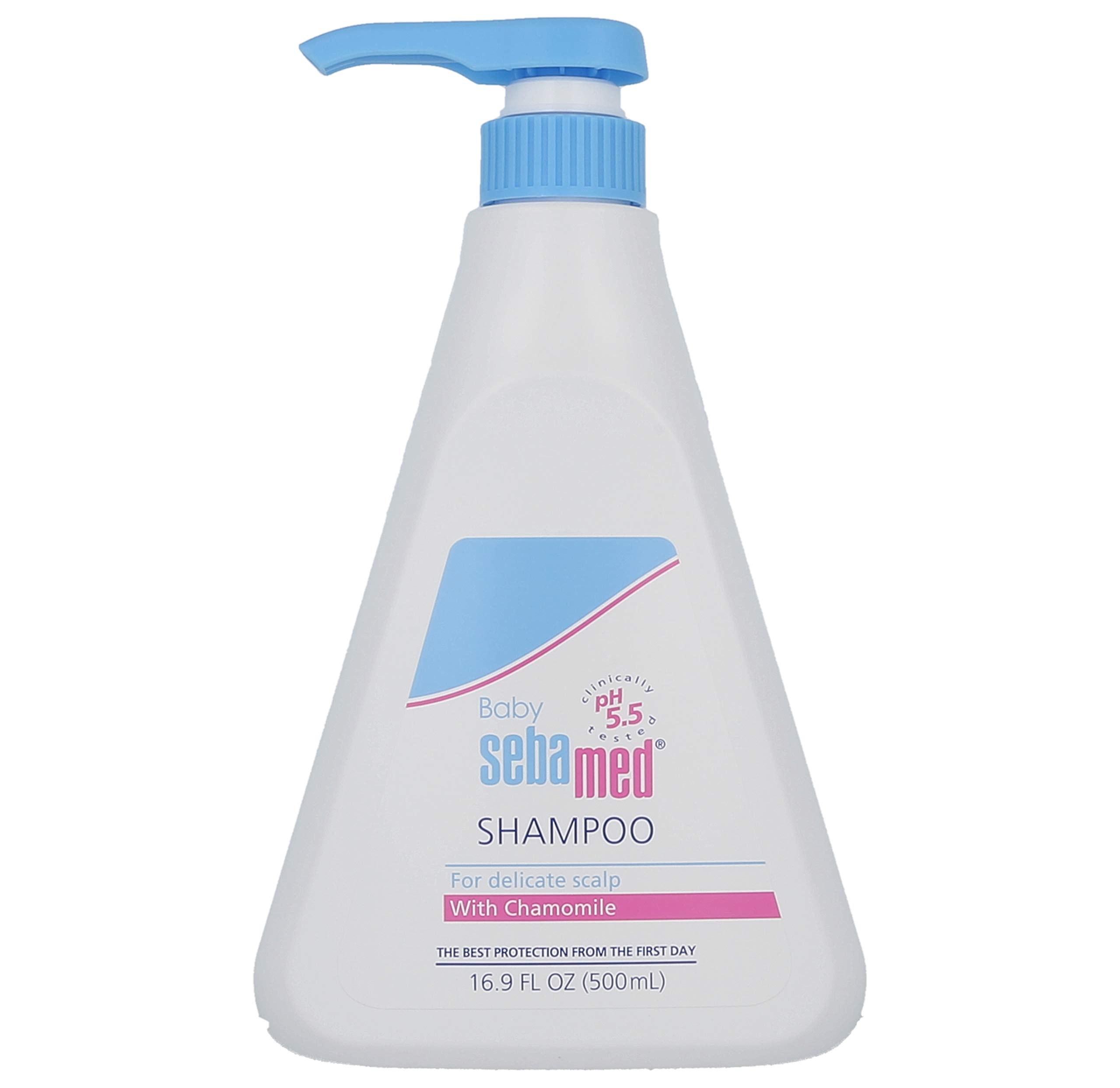 Sebamed Children's Shampoo, 500 ml, 16.9 Fluid Ounce