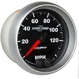 Auto Meter 3680 SPORT-COMP II 3-3/8' GPS Speedometer (0-140 MPH)