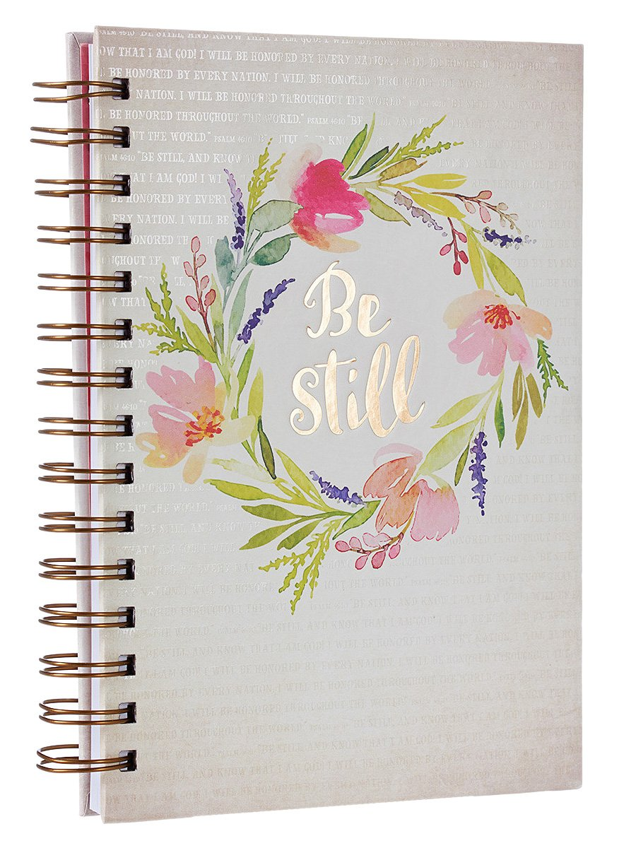 Watercolor Collection Hardcover Wirebound Journal product image
