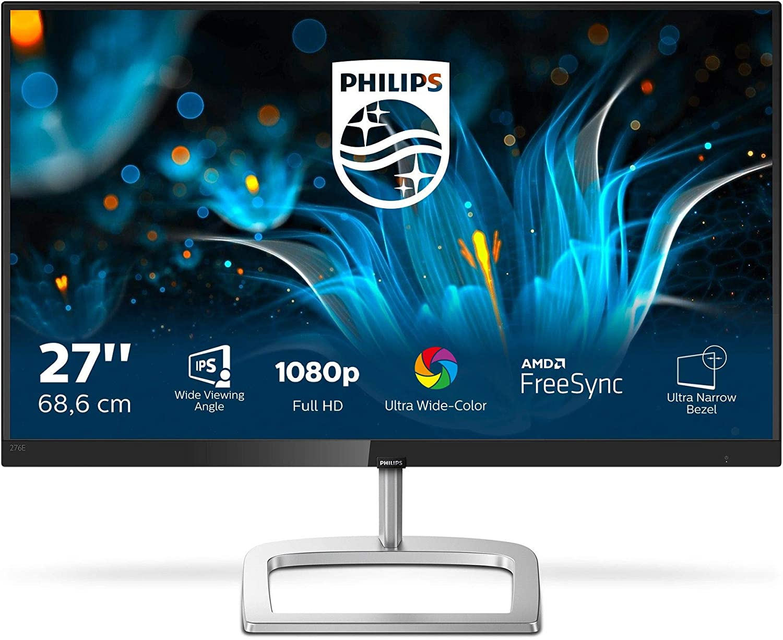 Philips 276e9qjab 00 68 58 Cm Monitor Schwarz Computer Zubehör