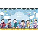 エンスカイ おそ松さん 2019年卓上カレンダー