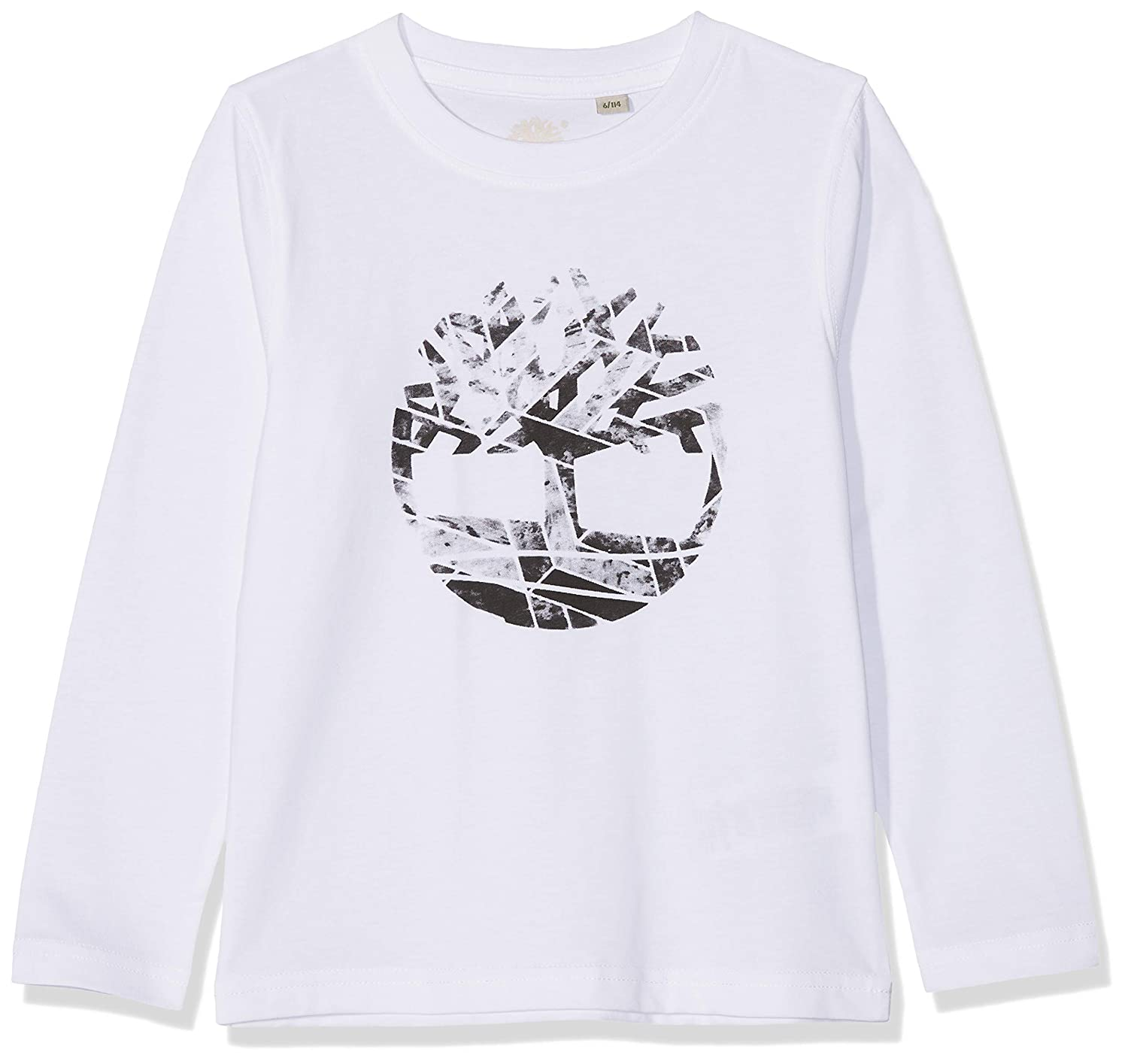 Timberland Boys Tee-Shirt Manches Longues T