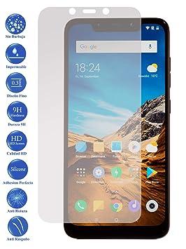 Todotumovil Protector de Pantalla Xiaomi Pocophone F1 de Cristal ...