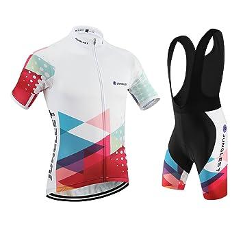 3D pad  Type Set Black Bib  size 5XL  Men Jersey vest For ... c82b397c6