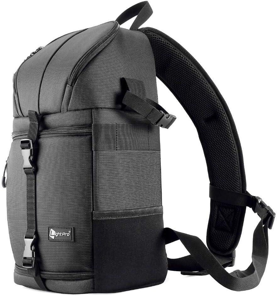 Color : Purple, Size : As Shown Zichen Backpack Backpack Camera Sling Bag Shoulder Cross DSLR Case Waterproof w//Rain Cover Camera Sling Soft Padded Men Women Bag Backpack As Shown Red