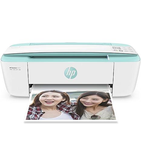 HP DeskJet 3721 All-in-One Printer - Impresora multifunción ...