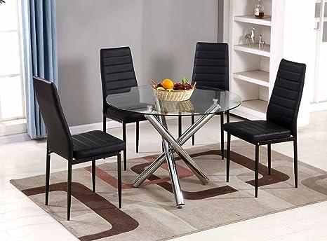 Tavoli Per Camere Da Letto : Tavolo rotondo sala da pranzo sedia per camera da letto