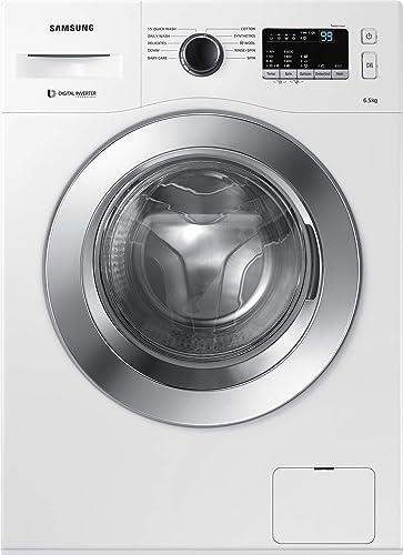 7. Samsung 6.5 kg Inverter Front Loading Washing Machine