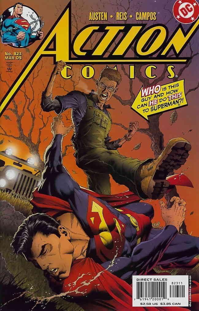 ~ VF//NM Comic Book ACTION COMICS #994a 2018 DC UNIVERSE Comics