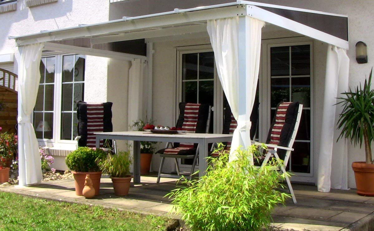 Dreams4Home Lome II - Cubierta para terraza, pérgola, techo para ...